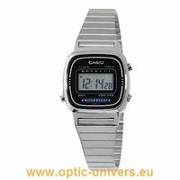 Casio LA670WA 526 acier montre vintage collection