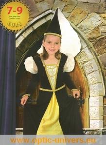 costume enfant princesse fée 7/9  ans Deguisement