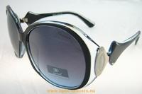 Lunette de soleil Dugo 7111 noir brun