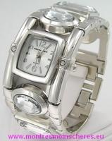Montre femme acier et strass ALBERTO FIORO watch uhr